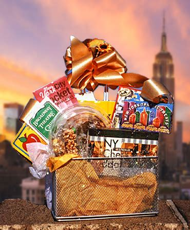 The Empire State | Gift Baskets by The Perfect Gift New