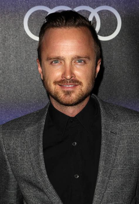 Aaron Paul before the last Emmys for Breaking Bad|Lainey