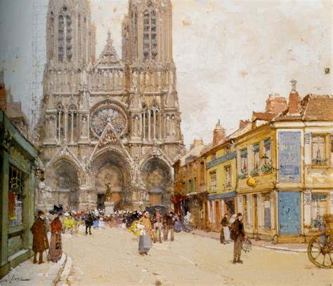 Eugene Galien-Laloue | World's National Museums and Art