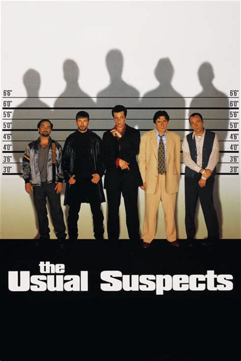 The Usual Suspects Movie Review (1995) | Roger Ebert