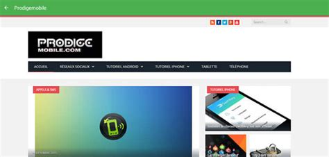 Consulter une page web hors-connexion sur Android