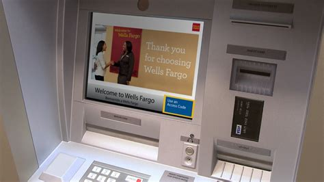 Wells Fargo to offer Apple Pay-based ATM transactions