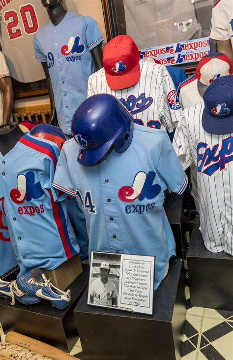 The world's biggest collection of Montréal Expos