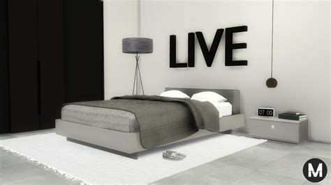 Esatto Modern Bedroom by MXIMS - Liquid Sims