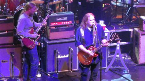 """Allman Brothers """"Soulshine"""" live at the Chicago Theater"""