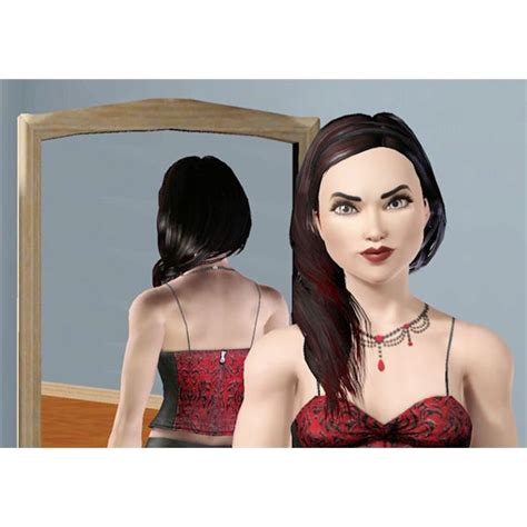 Go Goth or Sexy with The Sims 3 Vampire Clothes