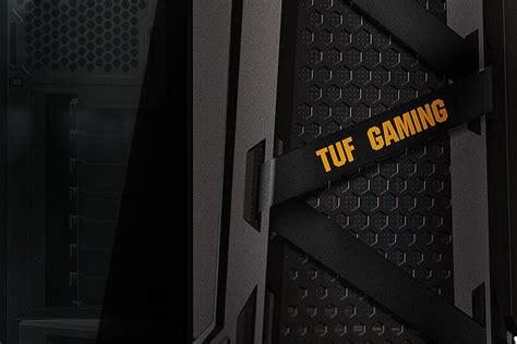 The TUF Gaming GT301 is a feature-packed chassis made for