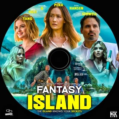 CoverCity - DVD Covers & Labels - Fantasy Island