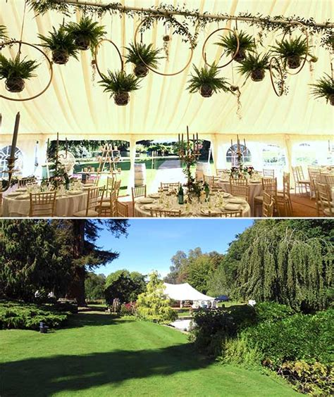 Large Marquee Wedding   Marquee Hire Hadley Wood