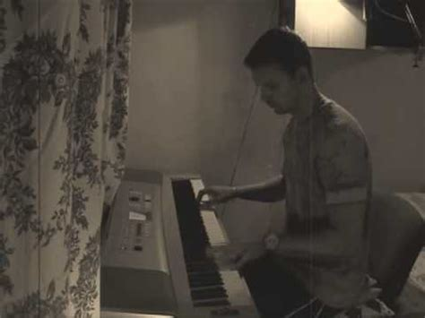 Rob Dougan - Clubbed to death (piano cover) - YouTube