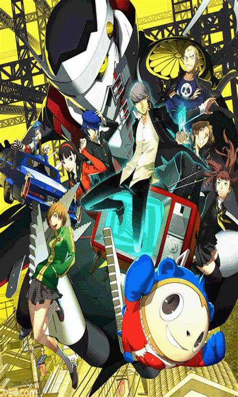 Free Persona 4 The Golden Animation Wallpaper APK Download