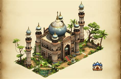 Indian Palace Set - Forge of Empires - Wiki EN