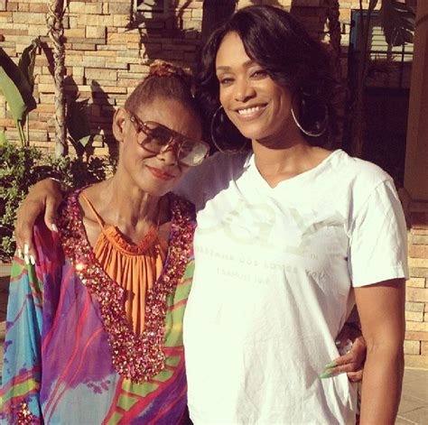 Tami Roman's Mourns The Death Of Her Mother Nadine Buford