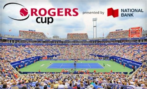 $35 for a Centre Court Ticket to the Rogers Cup Men's