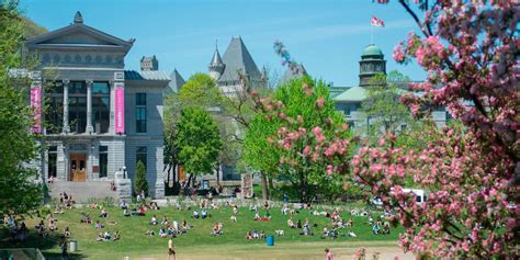 Top 100 Famous Universities in the World - McGill