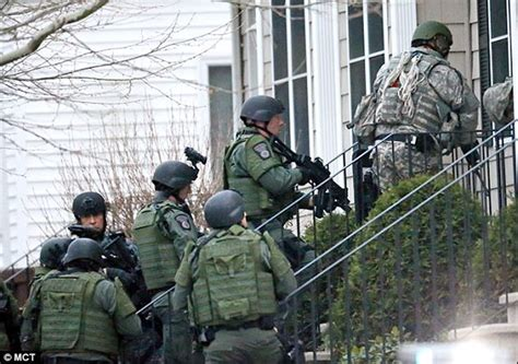 Shocking Footage: Americans Ordered Out Of Homes At