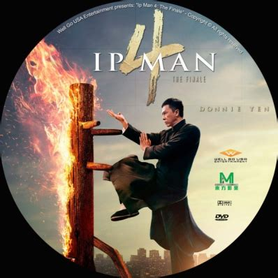 CoverCity - DVD Covers & Labels - IP Man 4: The Finale