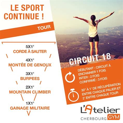 L'Atelier Gym Cherbourg - Gym/Physical Fitness Center - La
