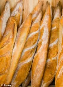 French bakery sells one-day old baguettes half price - and
