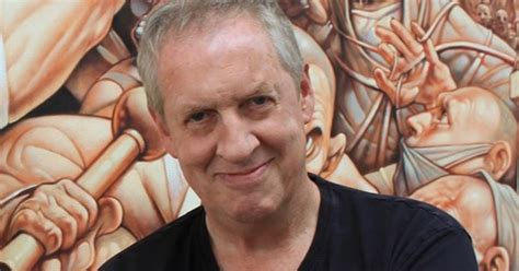 Peter Howson returns 'home' for Rozelle exhibition - Daily