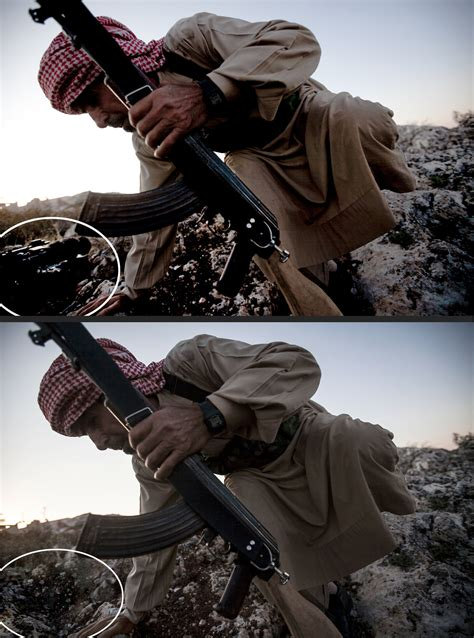 Truth and Consequences for a War Photographer - The New