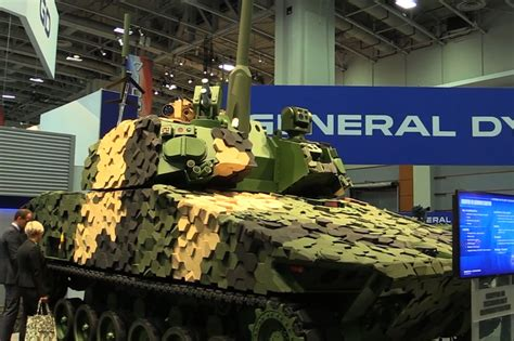 AUSA 2018: Third times a charm for Griffin (video) - Land