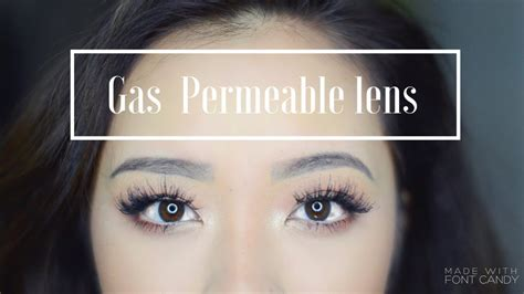 HOW TO: INSERT & REMOVE RGP LENS (Hard contact lens