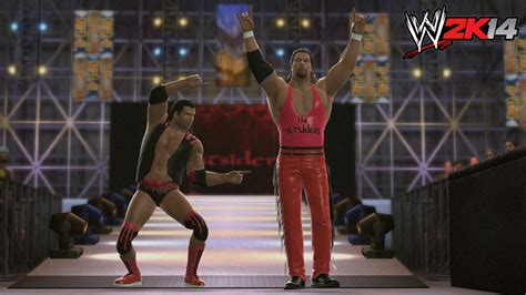 WWE2K14 DLC Pack 1 Coming This Tuesday! | CAWs