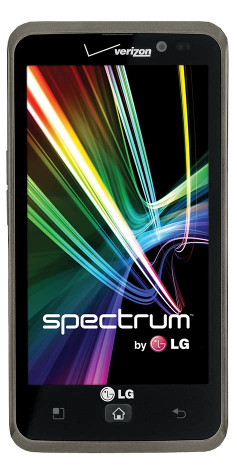LG Spectrum   Android Central