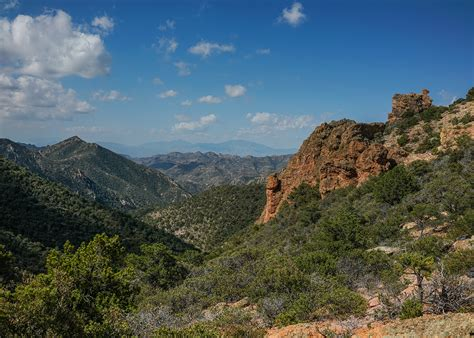 Backpack the Galiuro Mountains & Redfield Canyon – Sierra Club