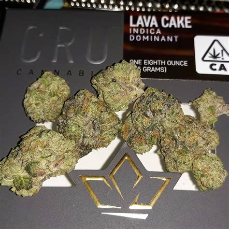 Strain Review: Lava Cake by CRU Cannabis - The Highest Critic
