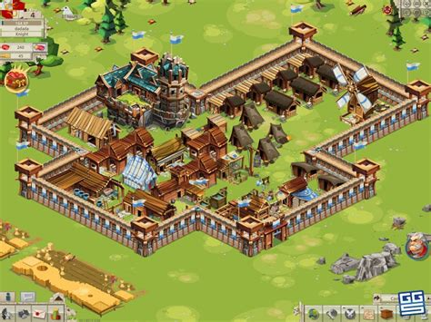 Goodgame Empire - Play online for free   Youdagames