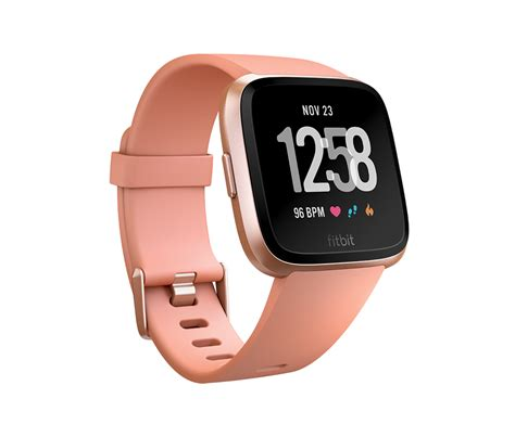 Fitbit Versa offers an alternative to the Apple Watch