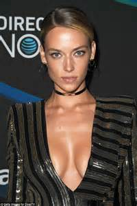 Hannah Ferguson puts her ample assets on display   Daily