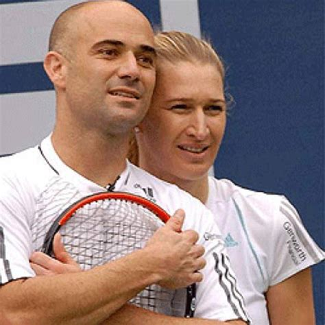 Private Tennis Lesson with Andre Agassi and Wife Up for