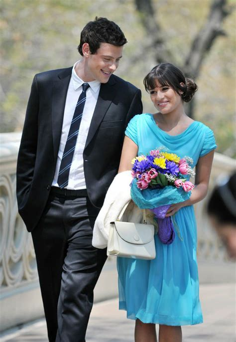 Lea Michele Planned On Kids With Cory Monteith – Hollywood