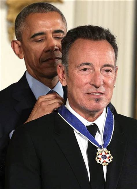 From Ellen to the Boss: 5 best moments from the Medal of