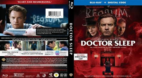 CoverCity - DVD Covers & Labels - Doctor Sleep