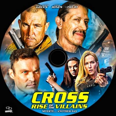 CoverCity - DVD Covers & Labels - Cross: Rise of the Villains