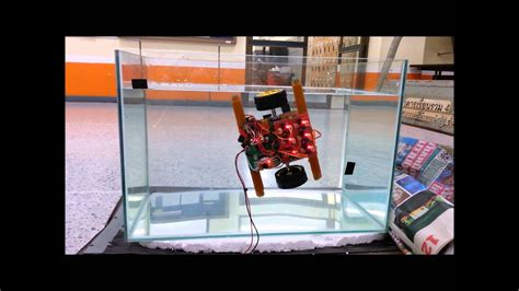 Automatic Aquarium Fish Glass Cleaning Robot - YouTube
