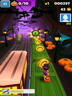 Download Subway Surfers Halloween Android Games Java Game