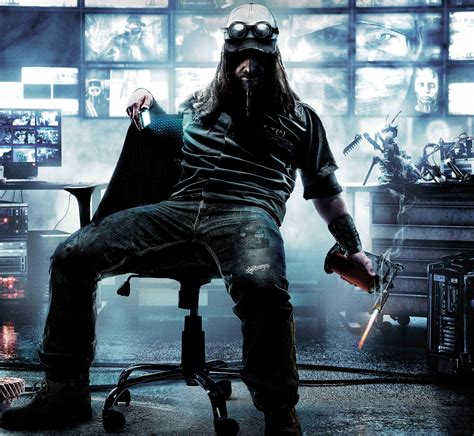 Watch Dogs Walkthrough: A Pit of Paranoia - find Blume
