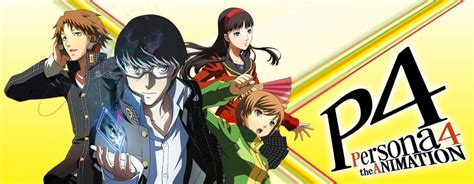 Persona 4: The Animation (TV) - Anime News Network