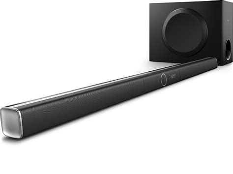 New Philips Soundbar Speaker Delivers Unmatched Voice Clarity