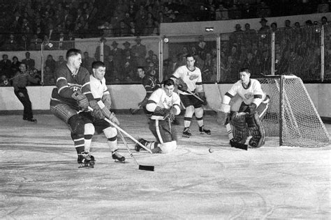 Jean Béliveau, Leader of Canadiens and a Hero to Canadians