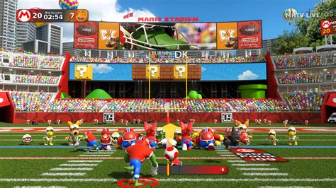See Mario Football Game Dreamed Up by Fan in Impressive