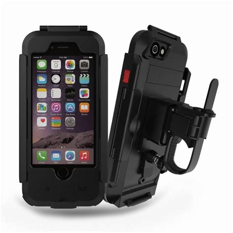 Waterproof Motorcycle Phone Holder Phone Stand Support For