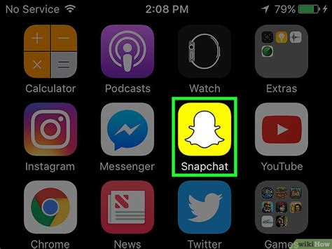 Comment changer son adresse email sur Snapchat - wikiHow