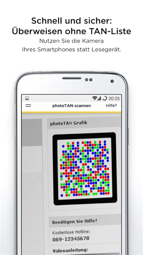 Commerzbank photoTAN - Android Apps on Google Play