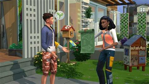 The Sims 4 Eco Lifestyle-CPY - CPY & SKIDROW GAMES